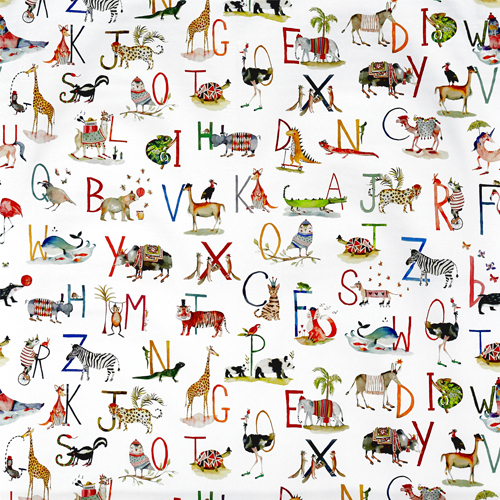Animal Alphabet Paintbox