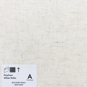 Plylinene White Roller