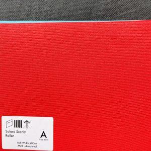 Solaro Scarlet Roller